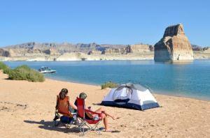 lake powell dry